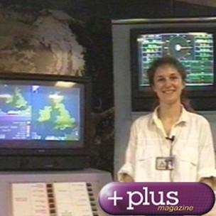 Career interview: Meteorologist