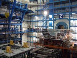 CERN Atlas Caverne