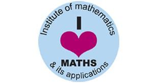 'I love Maths' badges