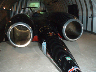 Thrust SSC1