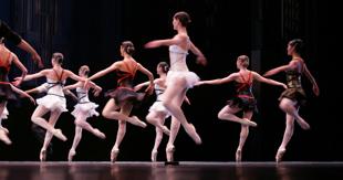Symmetry, geometry … dance?