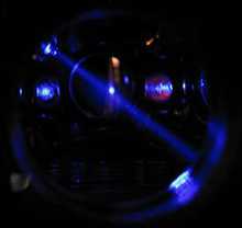 Optical atomic clock