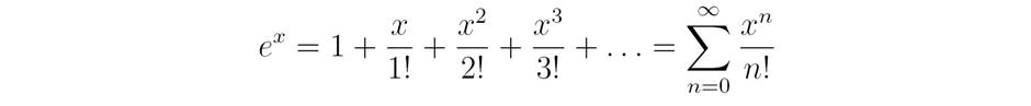 A beautiful equation
