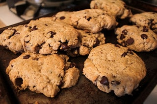 Using everyday maths to calculate cookies