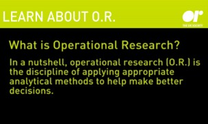 O.R. Society videos
