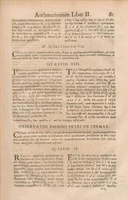 Diophantus Fermat