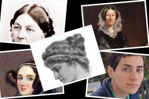 Five famous female Mathematicians