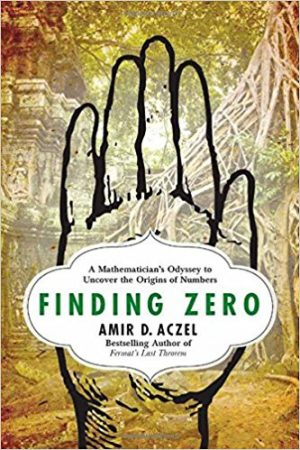 Finding Zero book cover