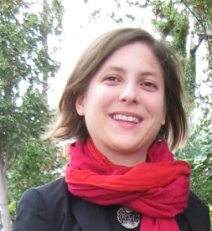 Eva-Maria Graefe, Royal Society University Research Fellow