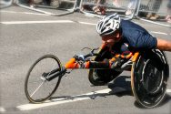 How Paralympic athletes are compared using maths
