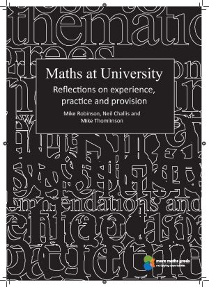 attitudes to maths booklet