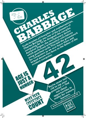 babbage poster