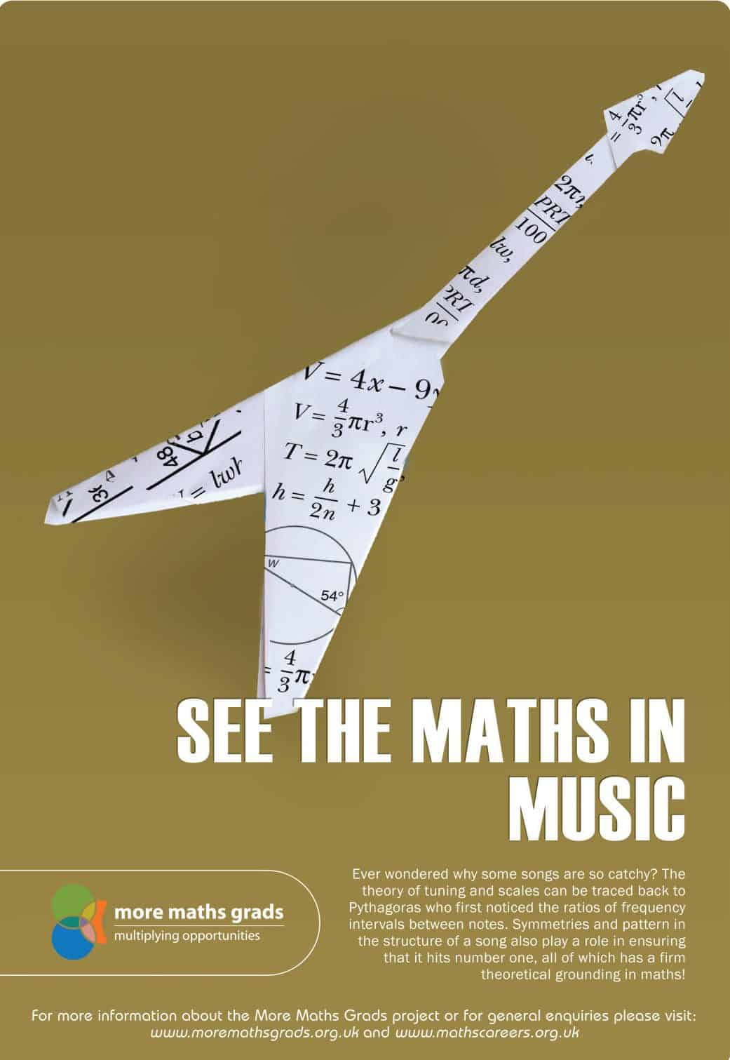 Winners Announced**2016 Poster Competition - Everyday Maths