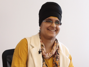 Harsimrat Kaur, Marketing & Customer Insight Specialist