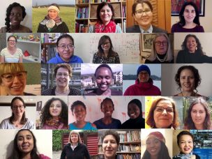 Faces of Women in Mathematics  – International Women's Day 2018