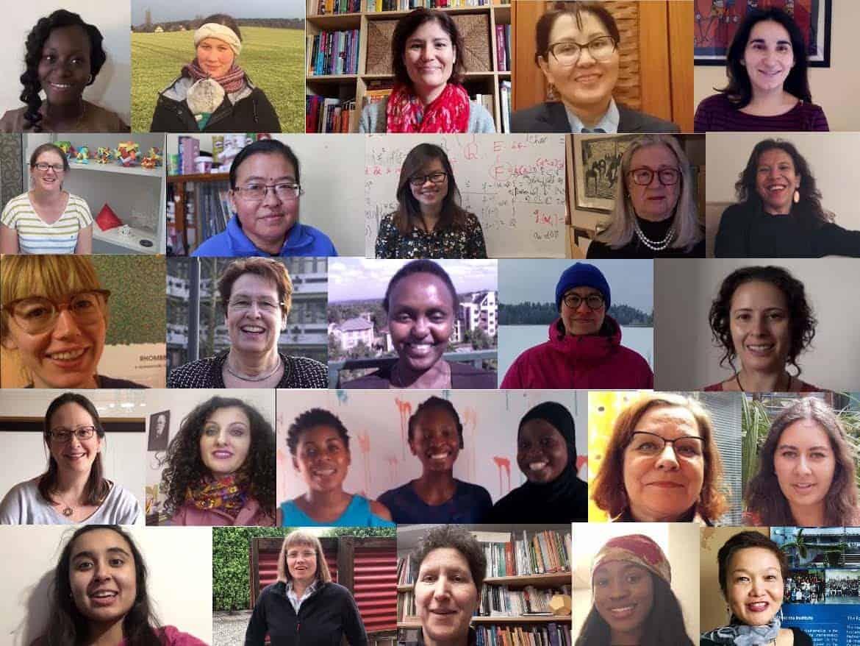 Faces of Women in Mathematics  – International Women's Day 2018