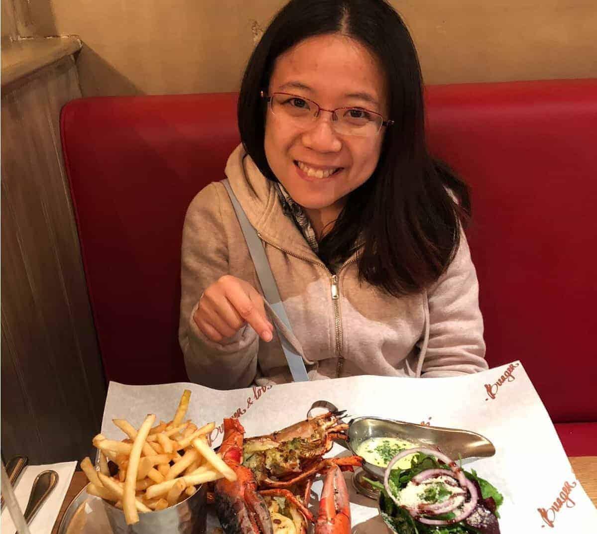 Karrie Liu – Consultant and Advisory Board member