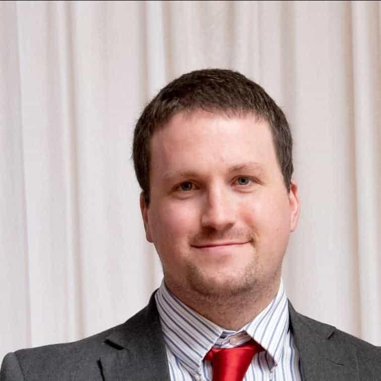Dr Christopher Baker –  Mathematics Teacher and KS5 Coordinator