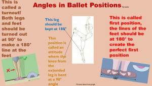 ballet and maths