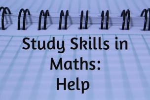 Study Skills – Help