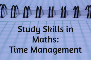 Study Skills – Time Management