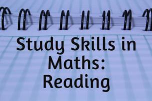 Study Skills – Reading