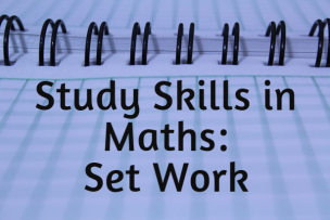 Study Skills in Mathematics – Set Work