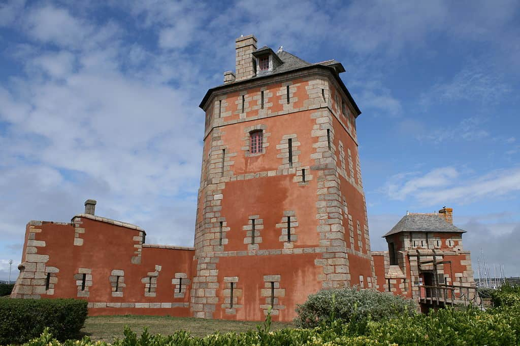 The Maths of Castles and Forts