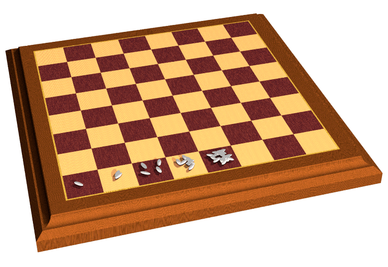 The Rice and Chessboard Legend