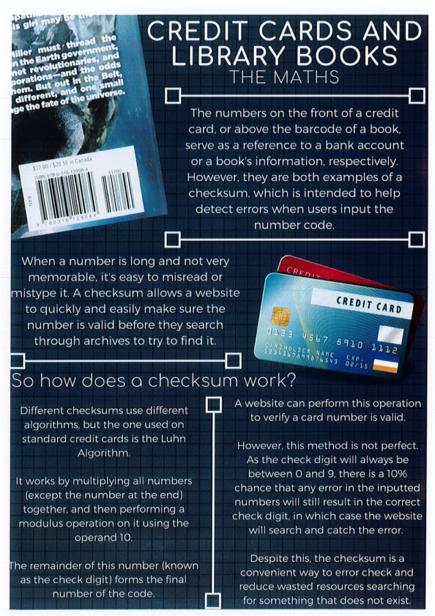 maths of credit cards