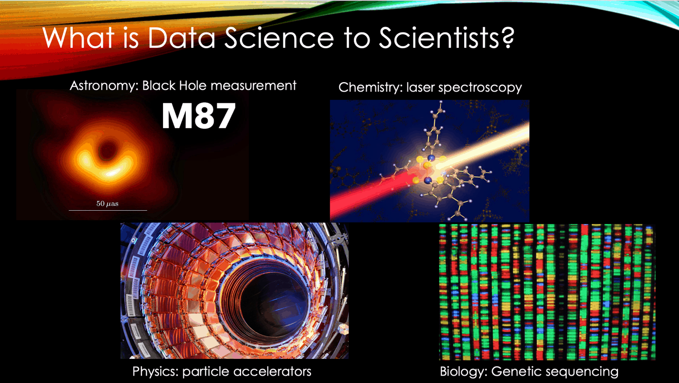 data science and scientists